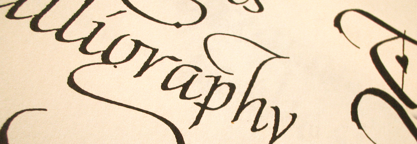 Continuing Calligraphy