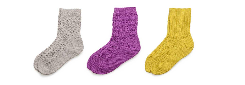 Knitted Socks Workshop