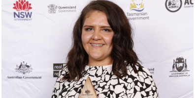 ACT apprentice wins Aboriginal and Torres Strait Islander Student of the Year Award