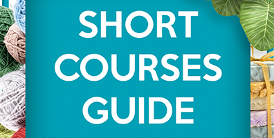 Our Semester 2 Short Courses Guide for 2019, is HERE!